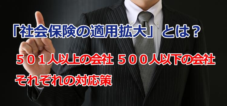 社会保険の適用拡大の対応策|兵庫・姫路市で労務に強い ...